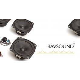 Bavsound Stage I Speaker Upgrade