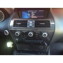 BMW E6X M6/650/645 iDrive Center Console Trim