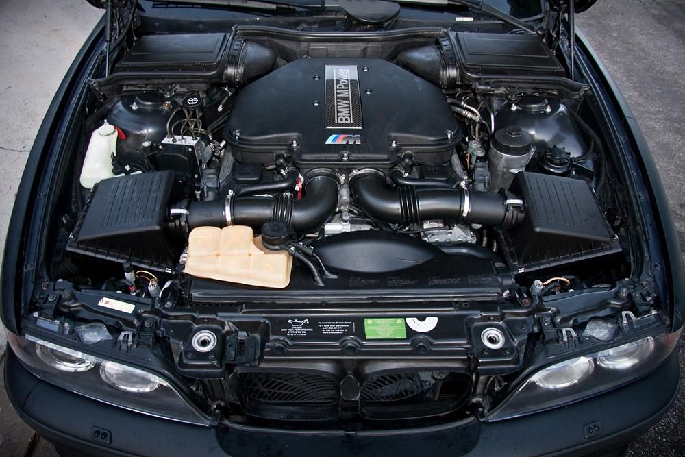 BPM E39 M5 Performance Tune