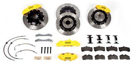 Harrop Ultimate Brake Kit