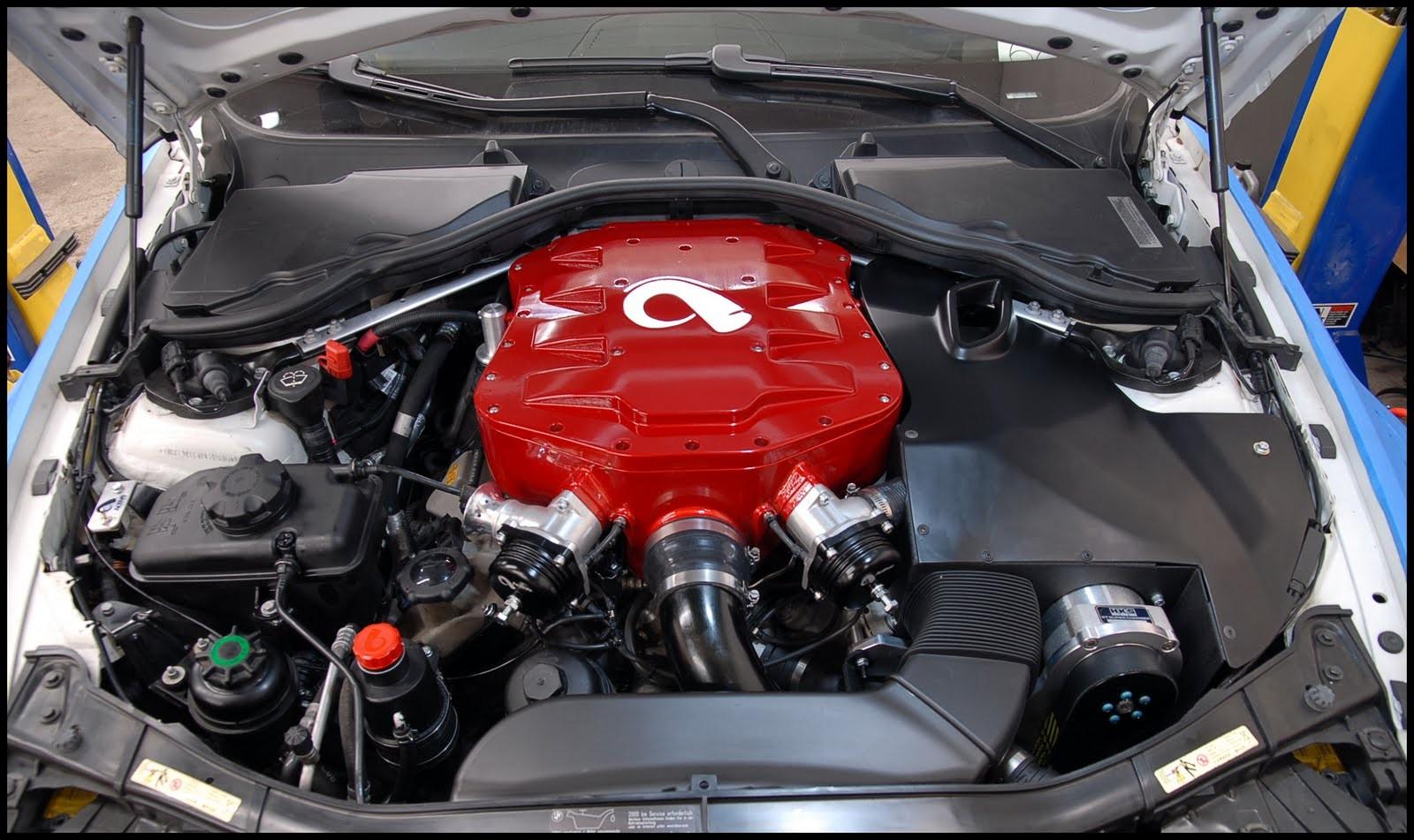 BPM E9X M3 Supercharger Tune