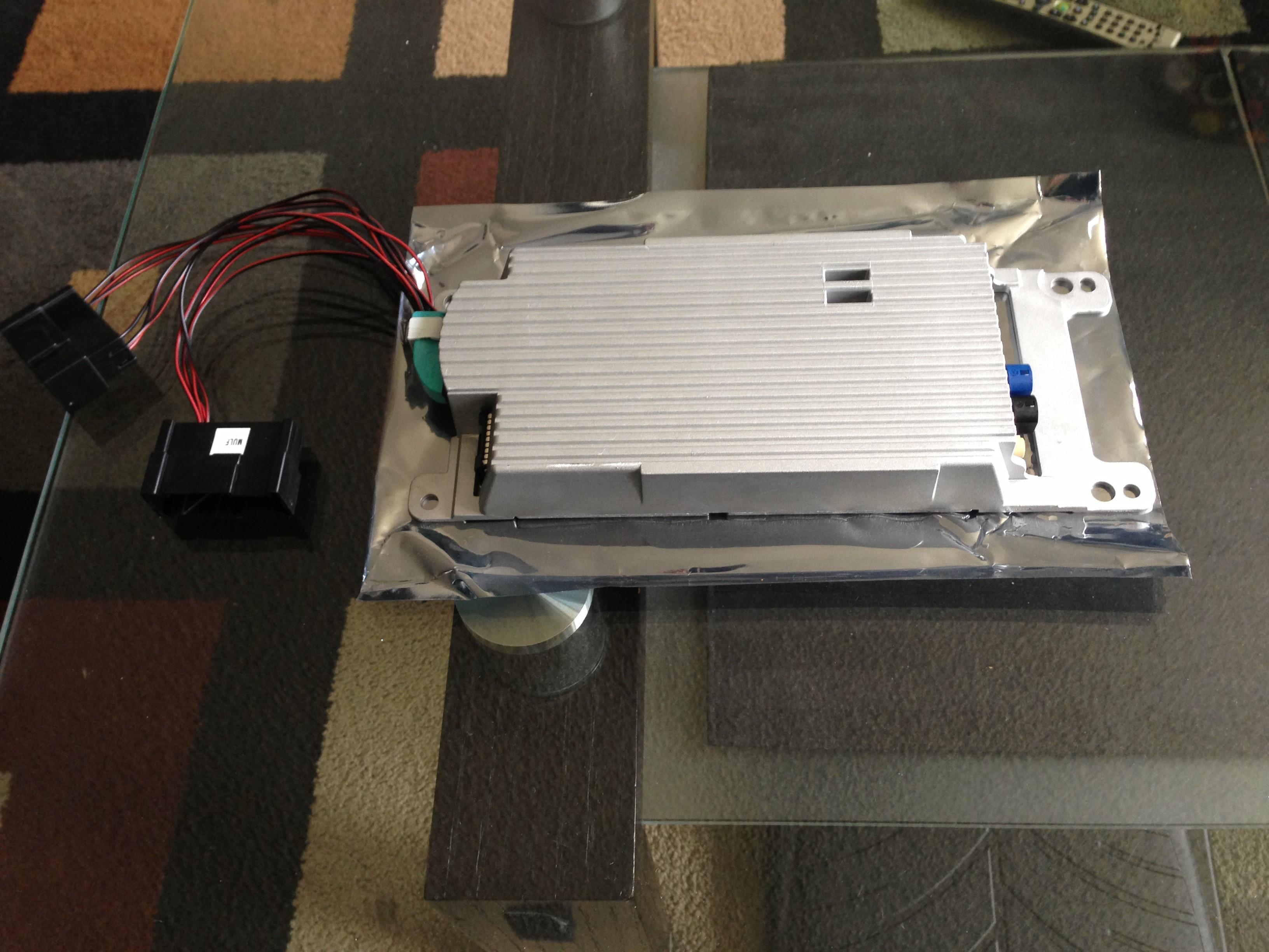 Combox Retrofit F10