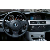BMW CIC iDrive Navigation Retrofit (2004-2009 BMWs)
