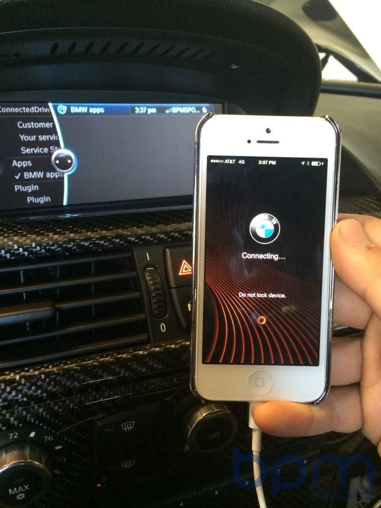 ConnectedDrive Retrofit